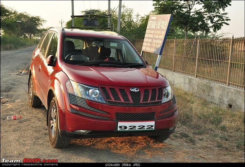 "The ""Duma"" comes home - Our Tuscan Red Mahindra XUV 5OO W8-dsc_0433.jpg"