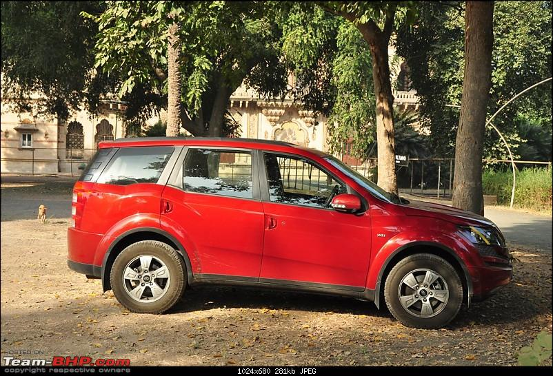 "The ""Duma"" comes home - Our Tuscan Red Mahindra XUV 5OO W8-dsc_0513.jpg"