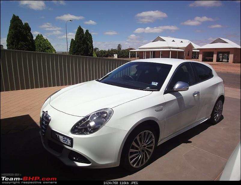 My new Alfa Romeo Giulietta Diesel. EDIT: 35,000 kms up-dsc03691.jpg