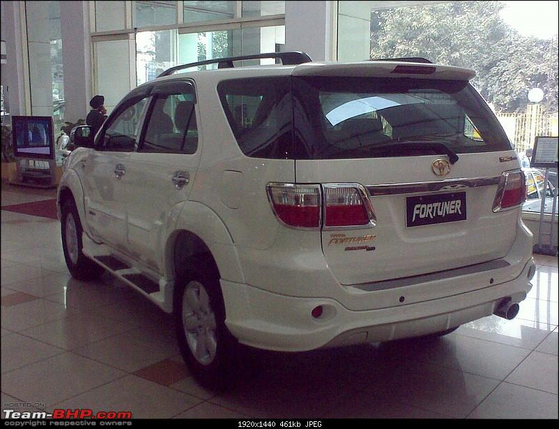 Obelix, the Invincible Toyota Fortuner! 1,67,000 km and going strong!-1.2-rear-first-look-morning.jpg