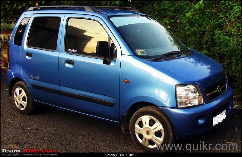 Maruti Wagon-R F10D: 223,000 kms & the first accident. Edit: Now fixed-21174888311354515217.jpg