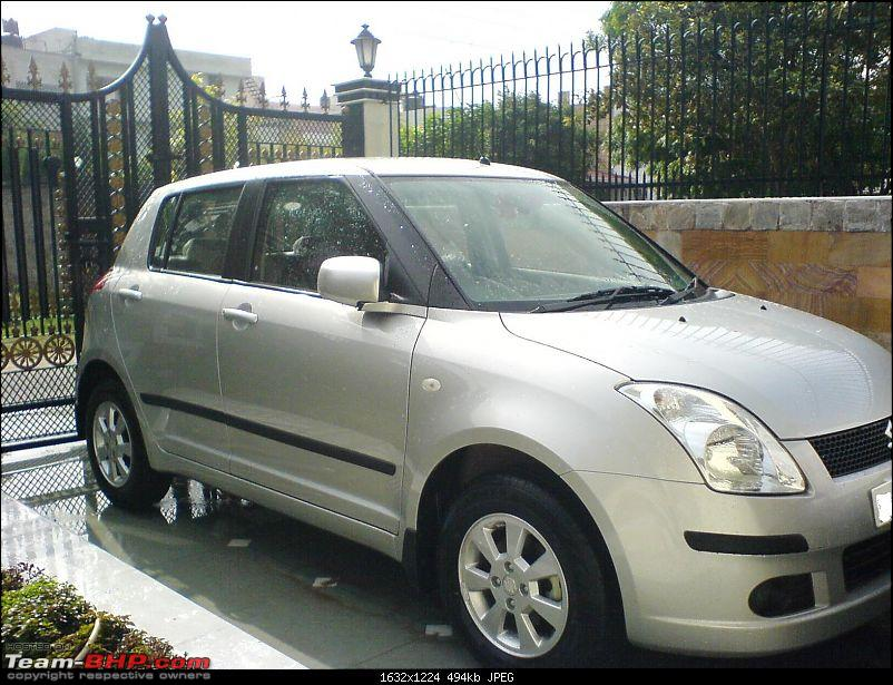Maruti Swift Petrol + CNG Kit: 180,000 km of a committed relationship. EDIT: Now sold!-dsc00916.jpg