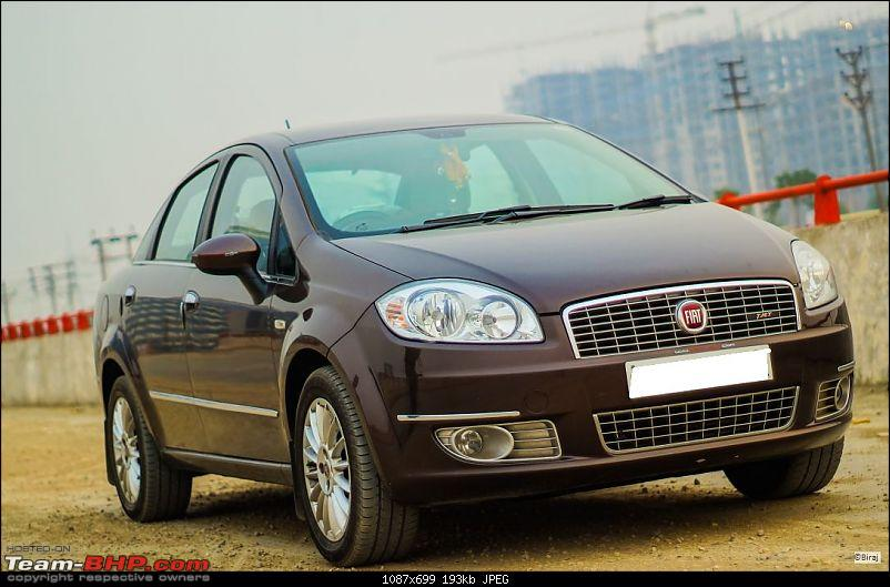 All Hail Crusoe! Fiat Linea T-Jet+ : Four years and 47,000 kms done-dsc07434.jpg
