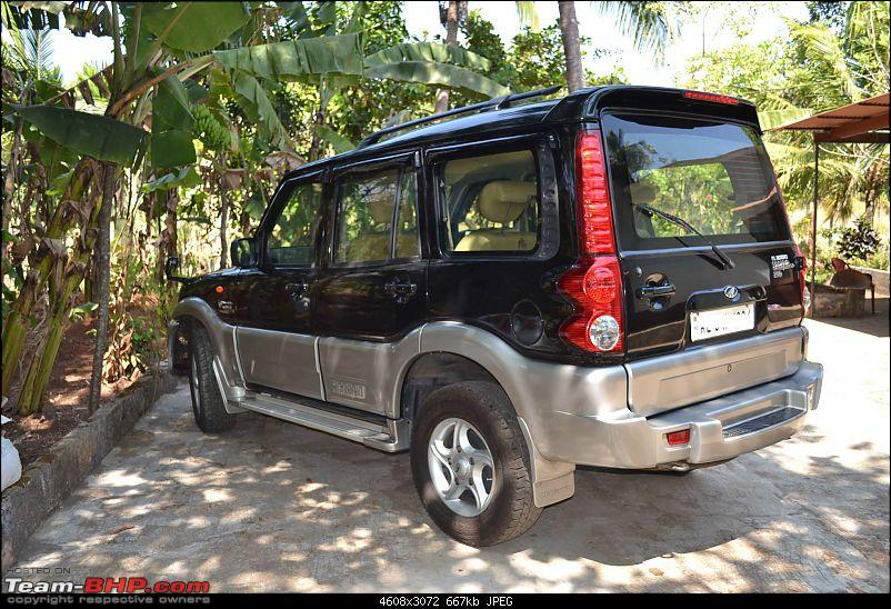 Mahindra Scorpio SLE (M-Hawk) - 7 years and 1,18,000 km!-6.jpg