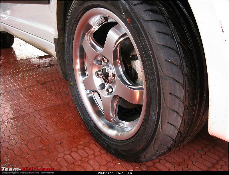Maruti Swift VDi Ownership Report - 50,000 kms clocked-tyre-1.jpg