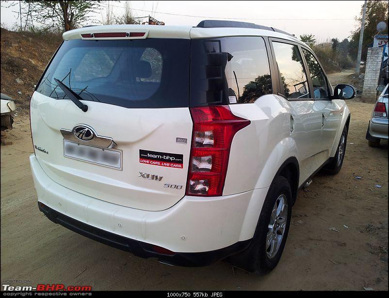 Mahindra XUV500 W8 AWD : Long Term Ownership Report. EDIT: Now sold!-20130128_174652.jpg