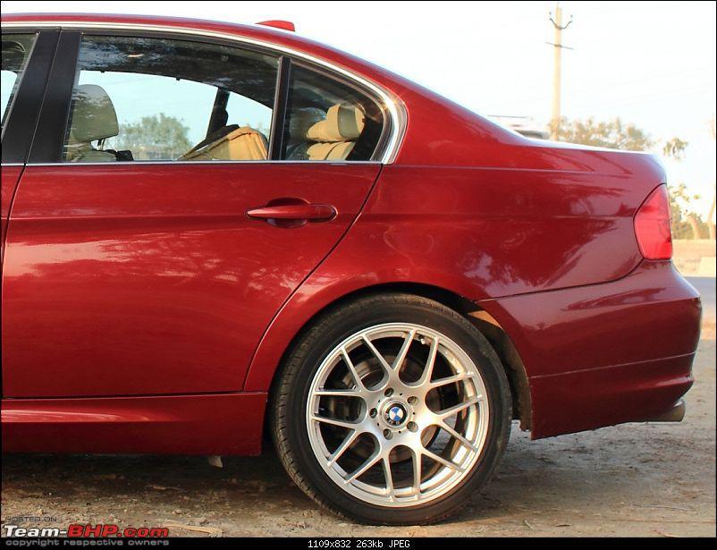My very own Vermillion Red BMW 320d *EDIT: 53,000km done!*-rear-wheel-after.jpg