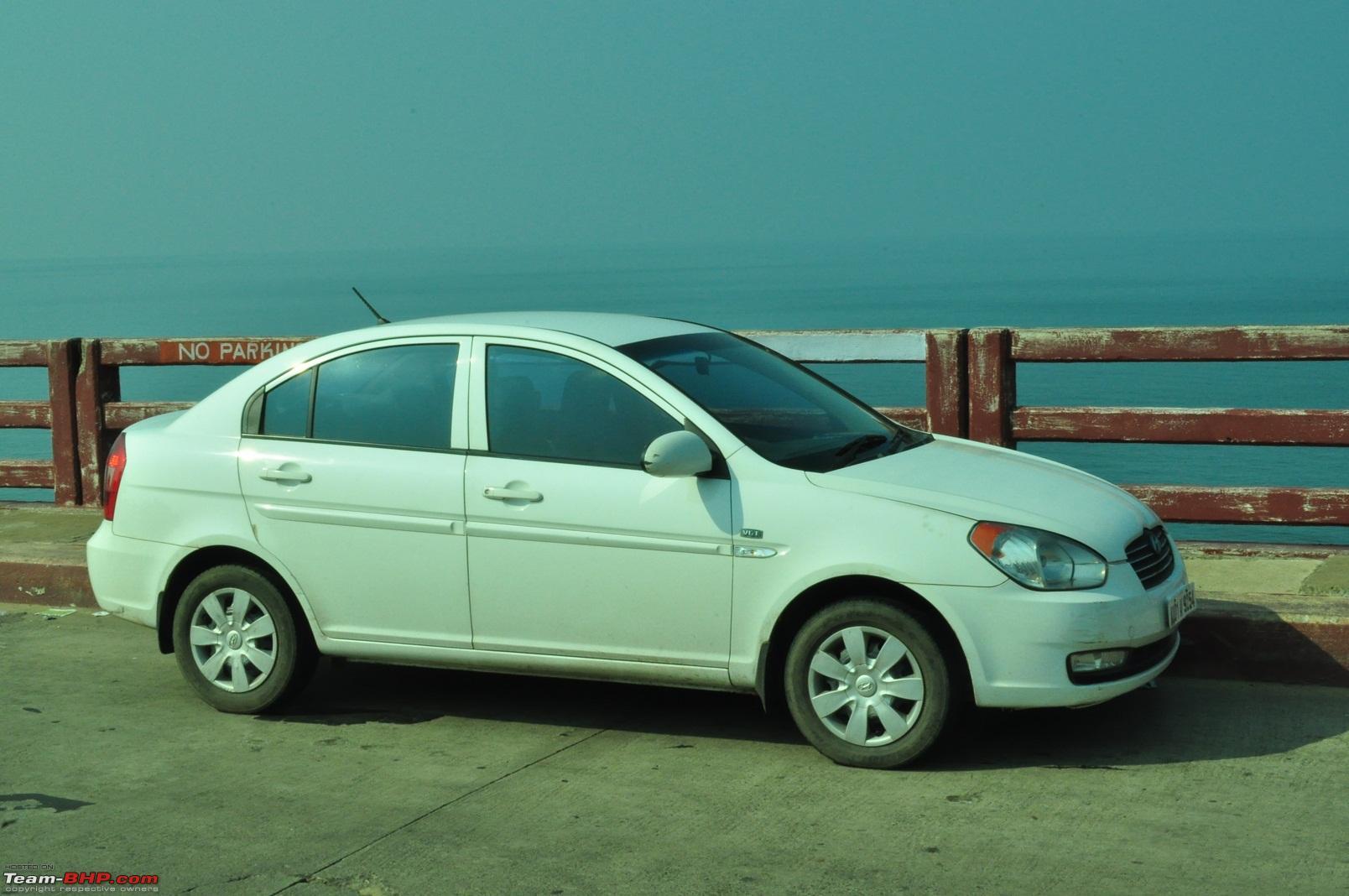 Hyundai Verna Crdi 100 000 Kms And Beyond Team Bhp