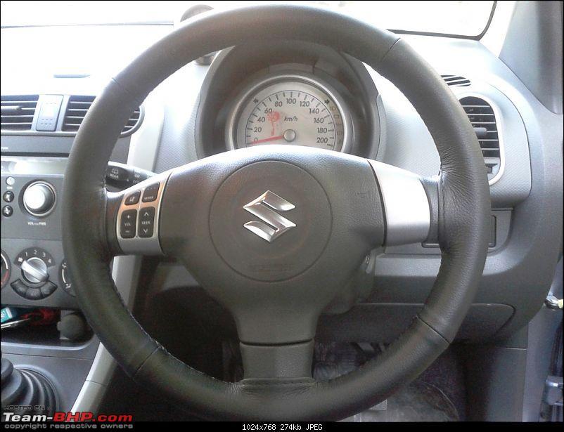 "Sedan to Hot Hatch - My New ""Breeze Blue"" Ritz ZDi.  EDIT: 60,000 km update-20130328-17.07.04.jpg"