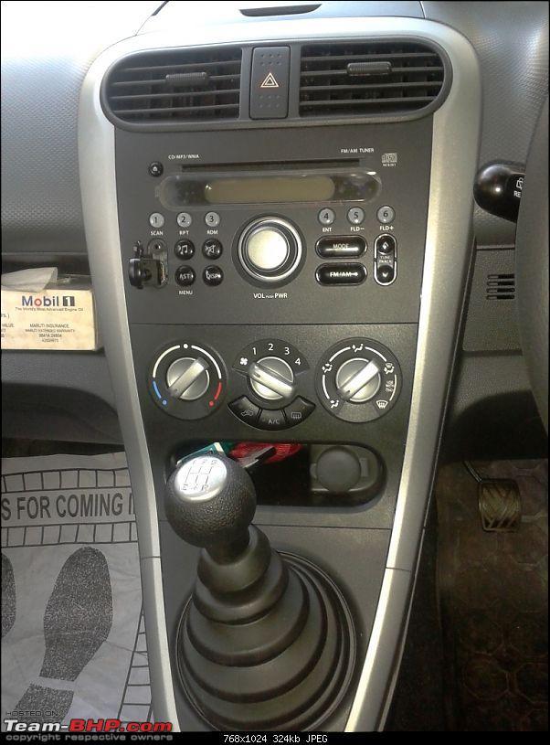 "Sedan to Hot Hatch - My New ""Breeze Blue"" Ritz ZDi.  EDIT: 60,000 km update-20130328-17.09.47.jpg"