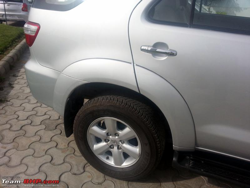 Name:  Fortuner Scratch repair 11042013_2.jpg
