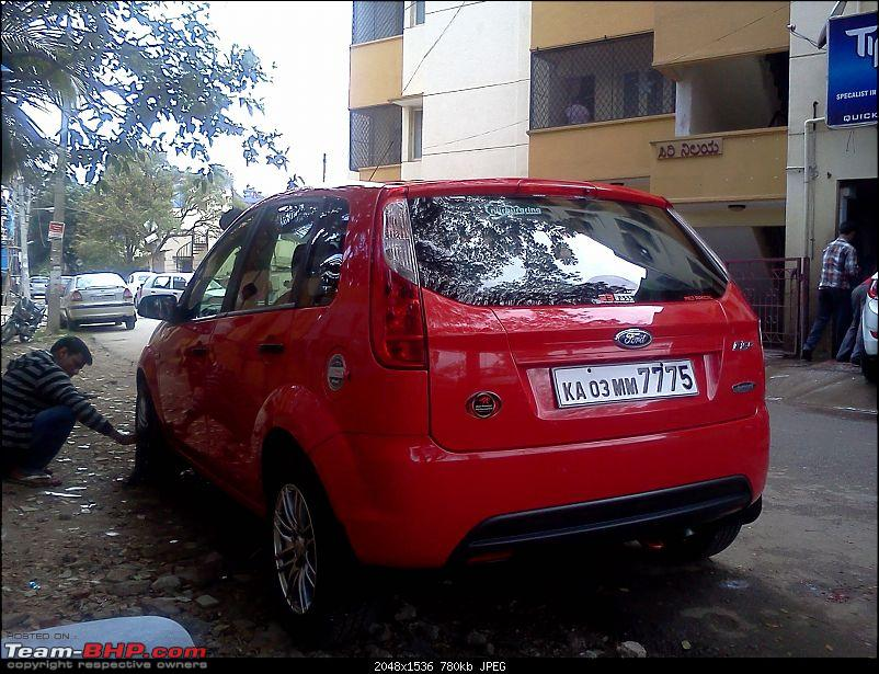 Long term report - Ford Figo 1.2 - 40,000 kms up!-img506.jpg