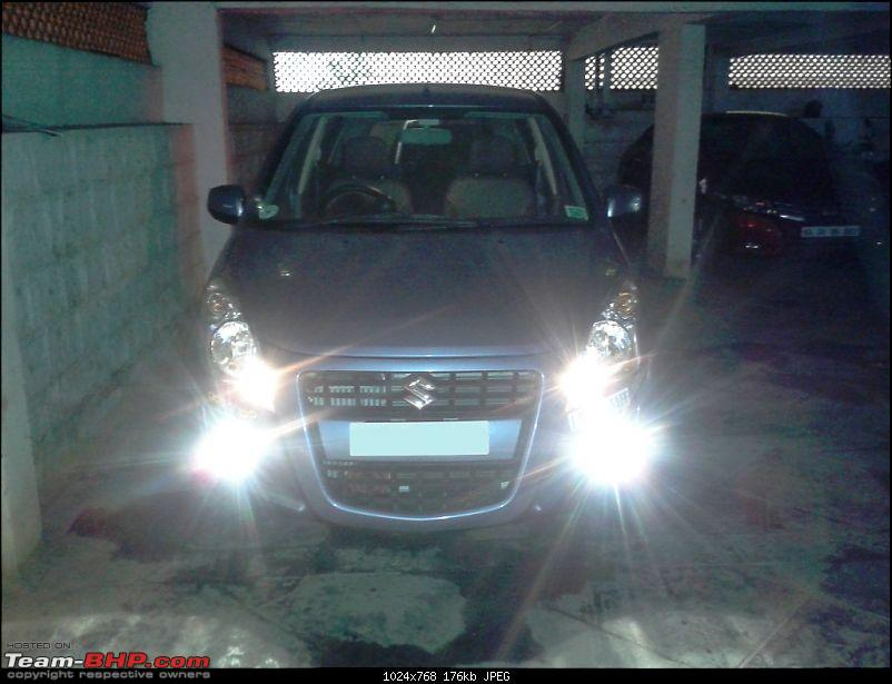 "Sedan to Hot Hatch - My New ""Breeze Blue"" Ritz ZDi.  EDIT: 60,000 km update-20130427-17.07.23.jpg"