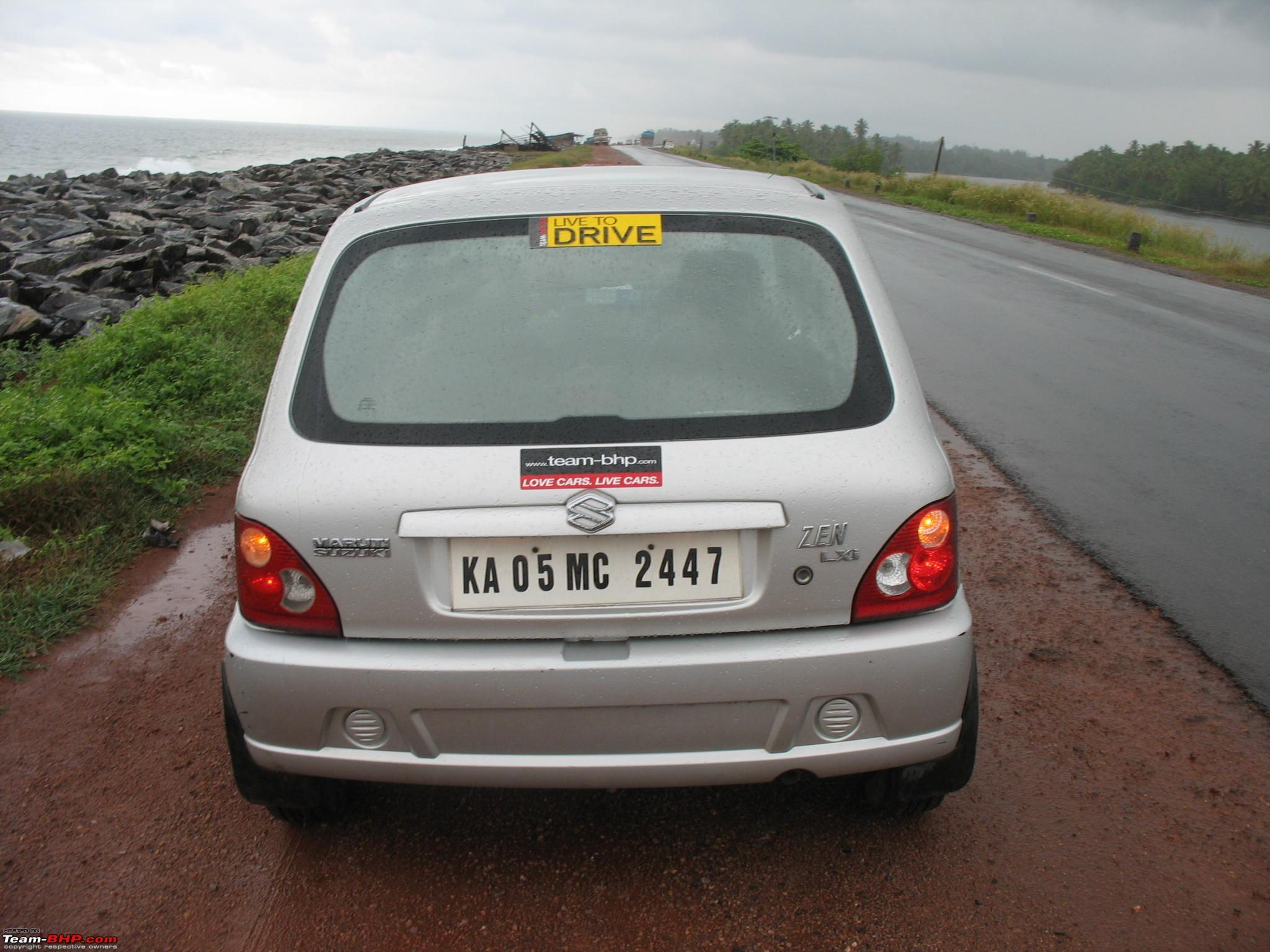 2005 Maruti Zen 5 Years Of Blissful Ownership Team Bhp