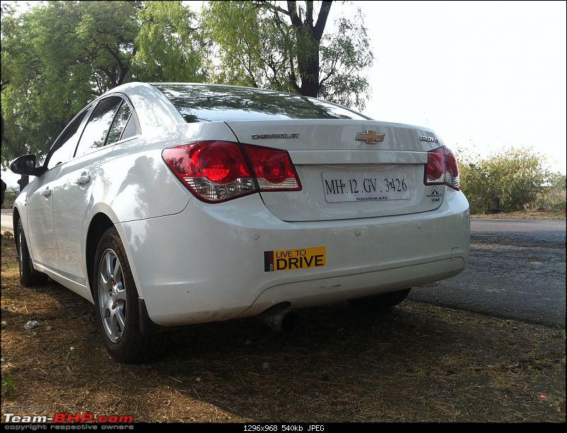 Chevrolet Cruze:�White Annihilator� has arrived EDIT: Completed 63,500kms !!!-cruzed.jpg