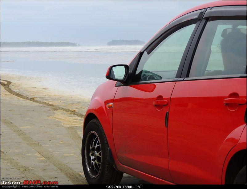 Ford Figo TDCi Titanium Nine months and 70,000 Kms of falling in Love-dscn5533.jpg