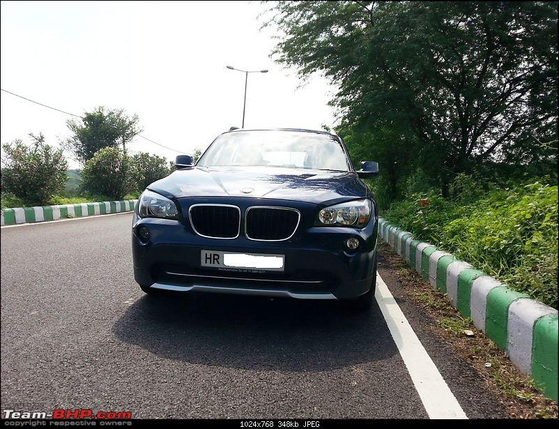 The Devil in Deep Sea Blue : Our BMW X1 Chronicles-20130728_095619.jpg