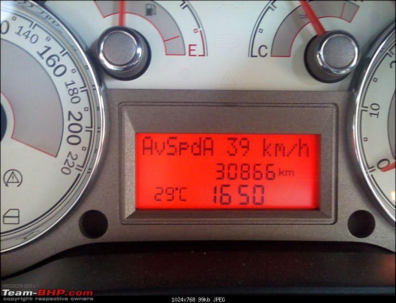 Code6'd Fiat Linea MJD: Ownership Log @ 93,000 km!-img_20130723_165134.jpg