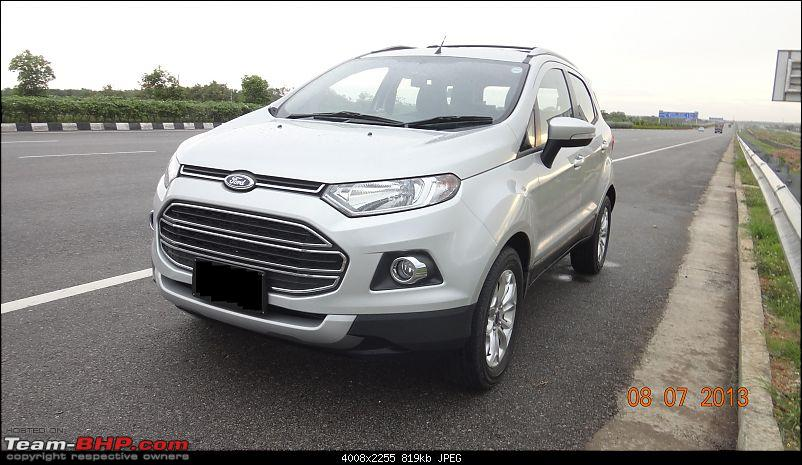 My Silver Ford EcoSport Titanium (O) TDCi. First delivered in India!-3.jpeg