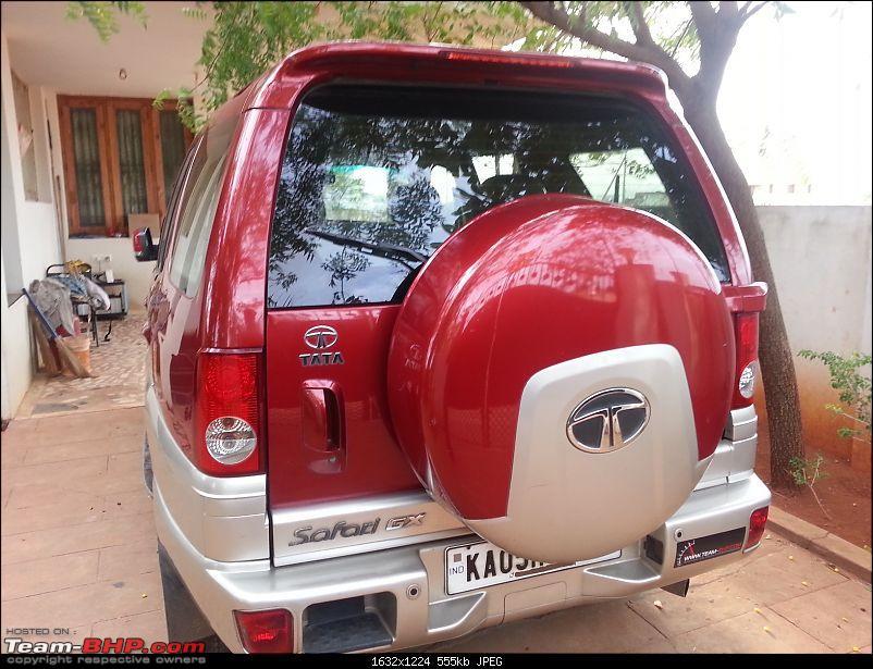 Tata Safari GX 4x4 Mineral Red - 98,000 km and counting-4.jpg