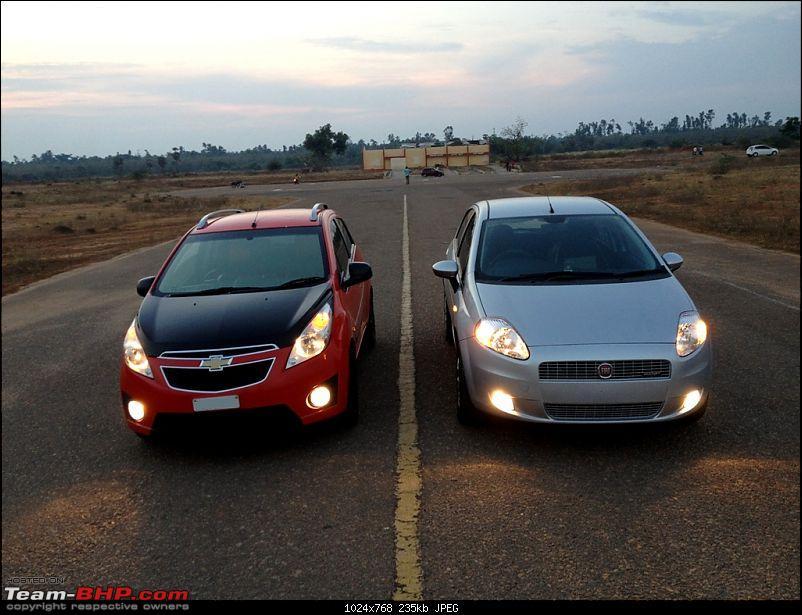 My (B)Ride, My Tigress: Fiat Punto 90hp Sport!-img_3289.jpg