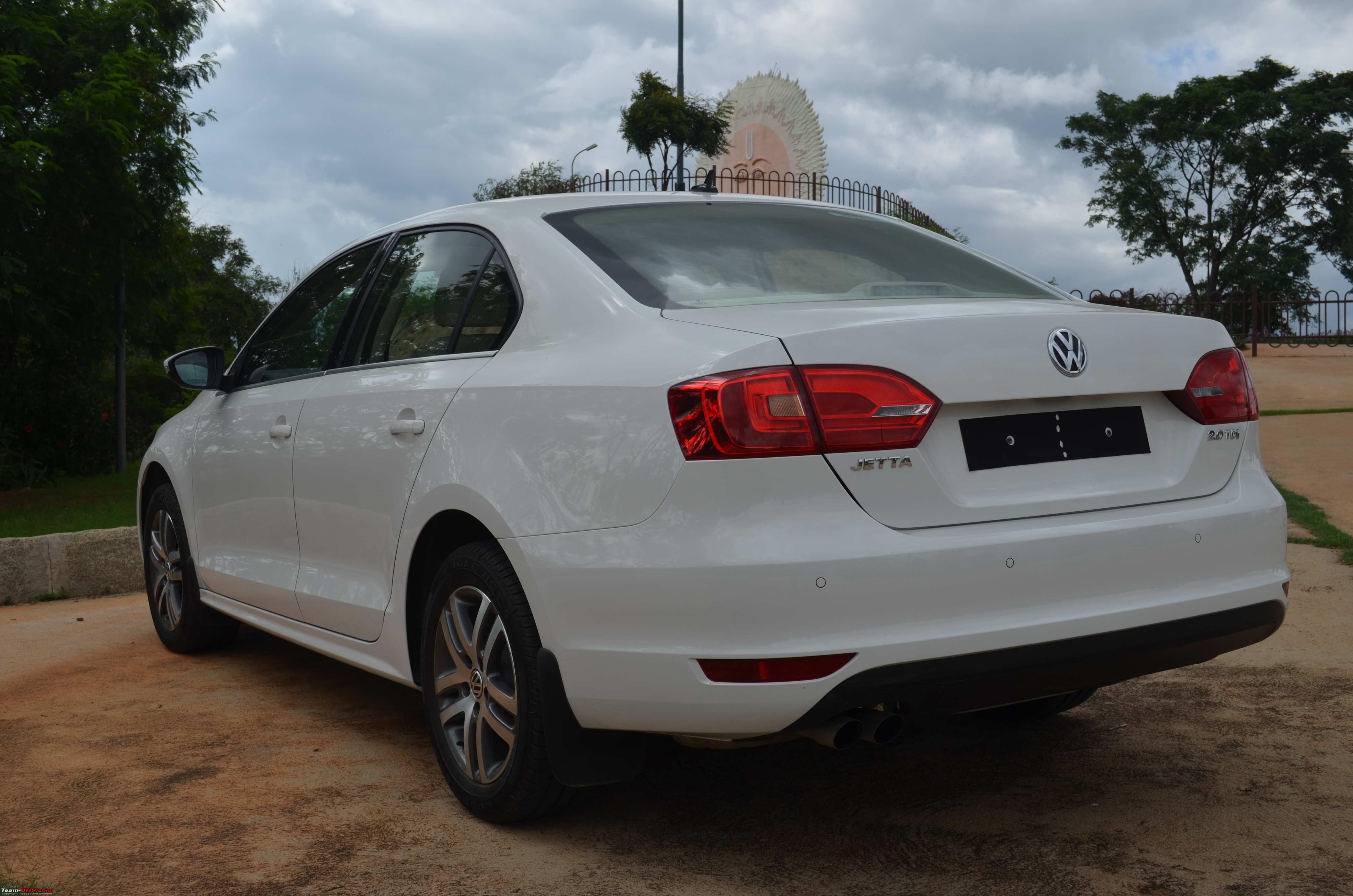 VW Jetta 2 0 TDI HL MT - Now with Bilsteins and Pete's Remap