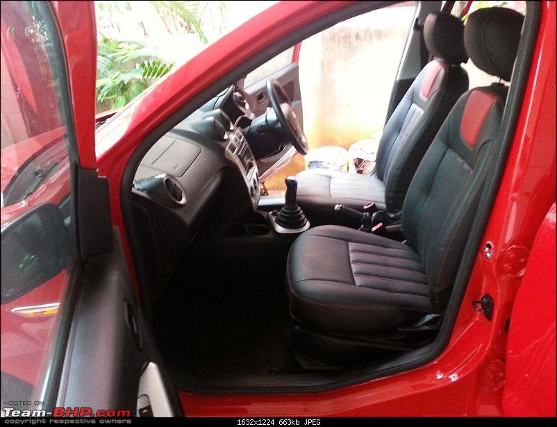 My Red Ford Figo TDCi Titanium - 1 year / 20K kms-front.jpg