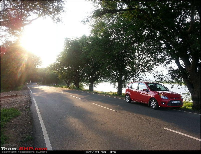 My Red Ford Figo TDCi Titanium - 1 year / 20K kms-trip_2.jpg