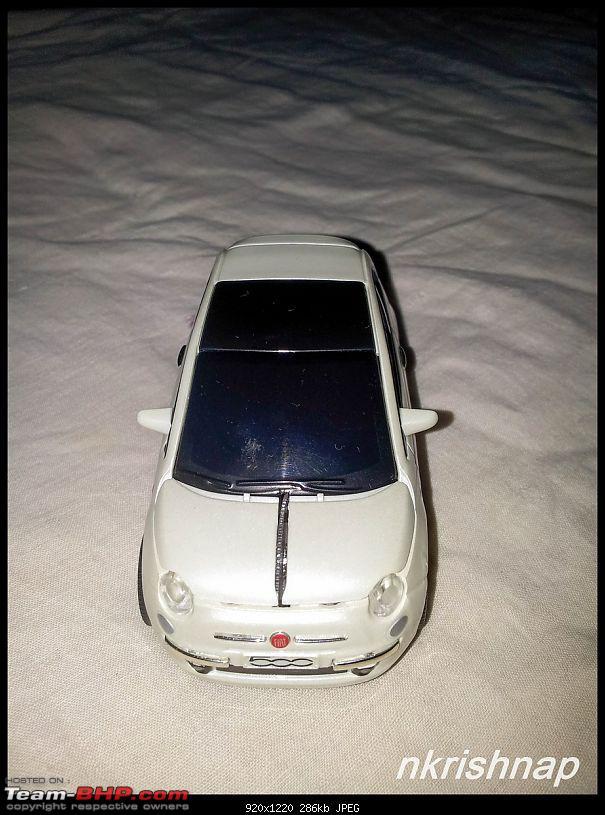 Petrol Hatch to Diesel Sedan - Fiat Linea - Now Wolfed-mouse-1.jpg