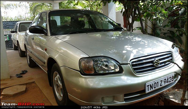 "My ""new"" pre-owned '05 Baleno VXi EDIT : Pics added-p1000414.jpg"