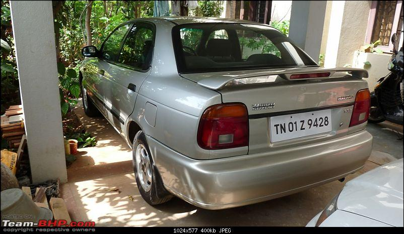 "My ""new"" pre-owned '05 Baleno VXi EDIT : Pics added-p1000415.jpg"