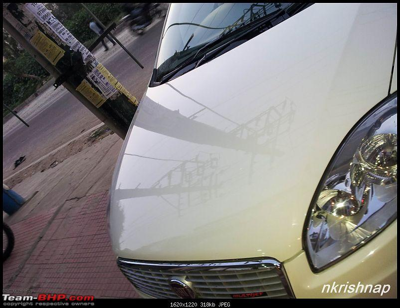 Petrol Hatch to Diesel Sedan - Fiat Linea - Now Wolfed-after-wash-52.jpg