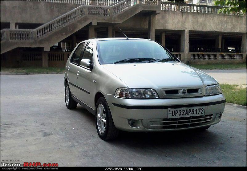 Cosmetic makeover of an ol' Fiat Palio 1.6 GTX. EDIT: Now @ 128K kms and 11 years-cam00306.jpg