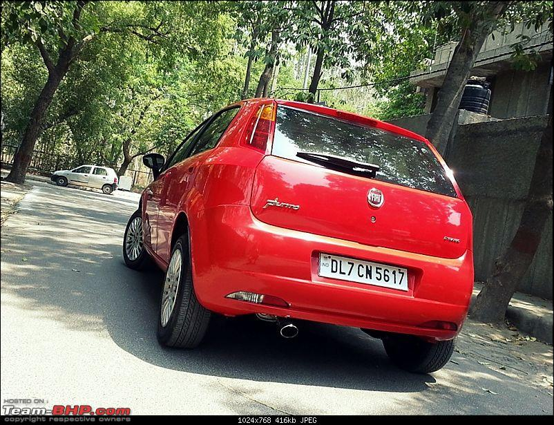 Fiat Grande Punto: 50 months & 90,000 kms. EDIT: Now sold-img-322.jpg