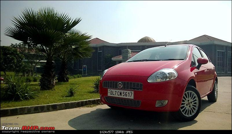 Fiat Grande Punto: 50 months & 90,000 kms. EDIT: Now sold-img-397.jpg
