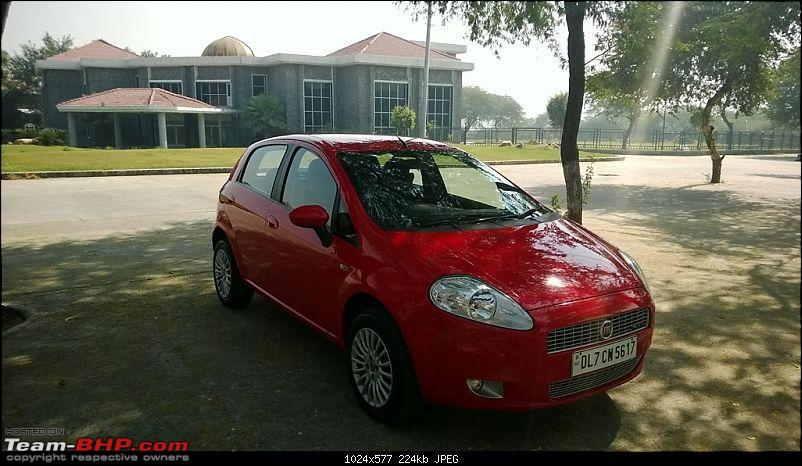 Fiat Grande Punto: 50 months & 90,000 kms. EDIT: Now sold-img-412.jpg