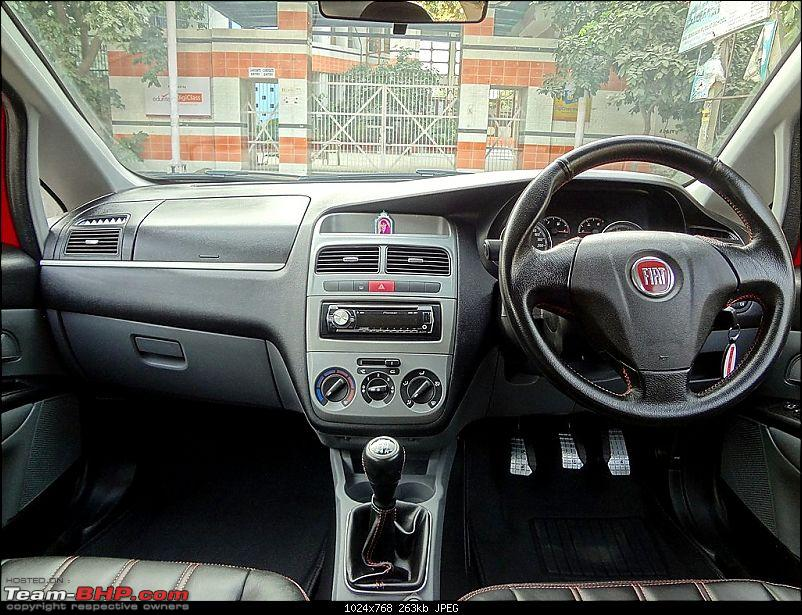 Fiat Grande Punto: 50 months & 90,000 kms. EDIT: Now sold-img-426.jpg