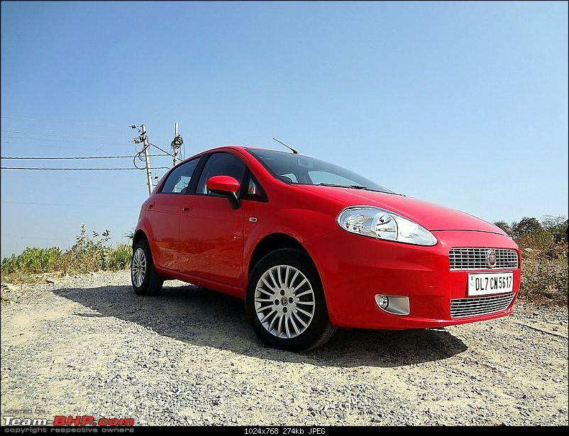 Fiat Grande Punto: 50 months & 90,000 kms. EDIT: Now sold-img-111.jpg