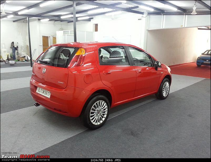 Fiat Grande Punto: 50 months & 90,000 kms. EDIT: Now sold-img-56.jpg