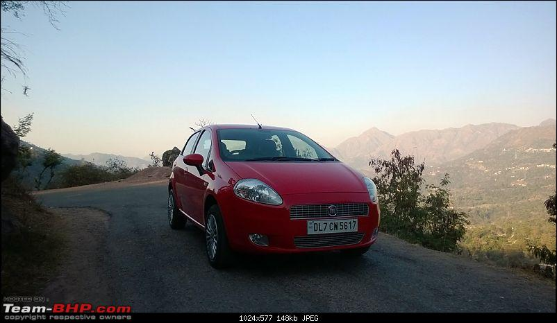 Fiat Grande Punto: 50 months & 90,000 kms. EDIT: Now sold-img-219.jpg