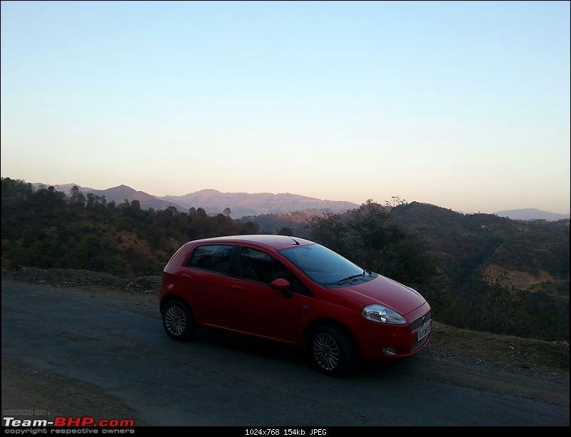Fiat Grande Punto: 50 months & 90,000 kms. EDIT: Now sold-img-205.jpg