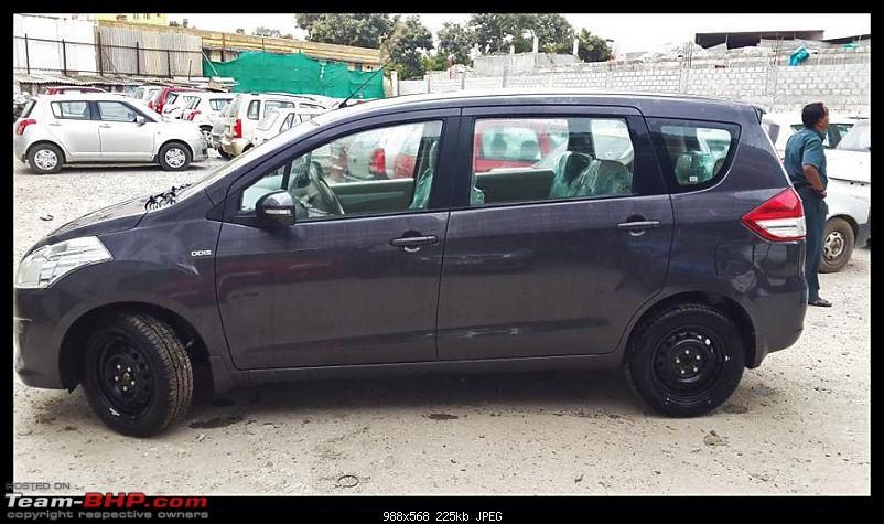 Tallboy welcomes longer companion: Maruti Ertiga VDi - 120,000 kms update-1374743_10151699367989998_957922228_n.jpg