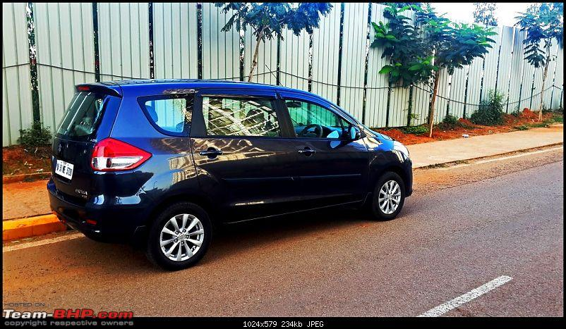Tallboy welcomes longer companion: Maruti Ertiga VDi - 140,000 km up!-20131216_161615.jpg