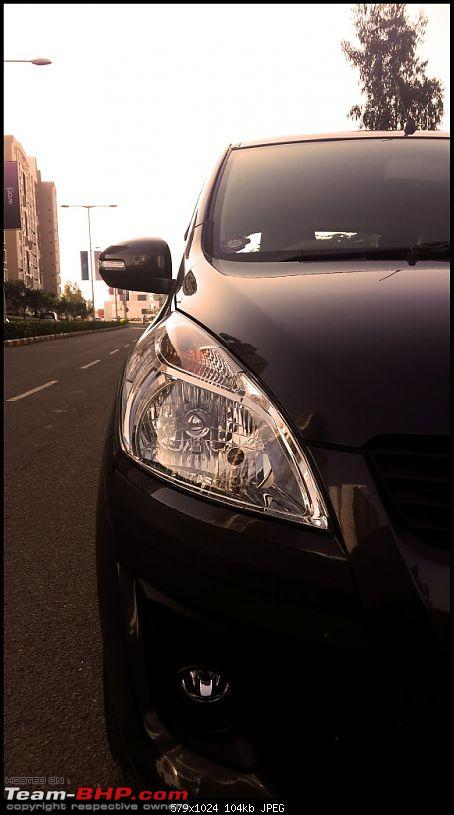 Tallboy welcomes longer companion: Maruti Ertiga VDi - 100,000 km now!-20131216_161638.jpg