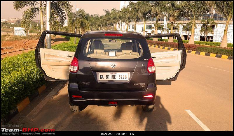 Tallboy welcomes longer companion: Maruti Ertiga VDi - 100,000 km now!-20131216_163214.jpg