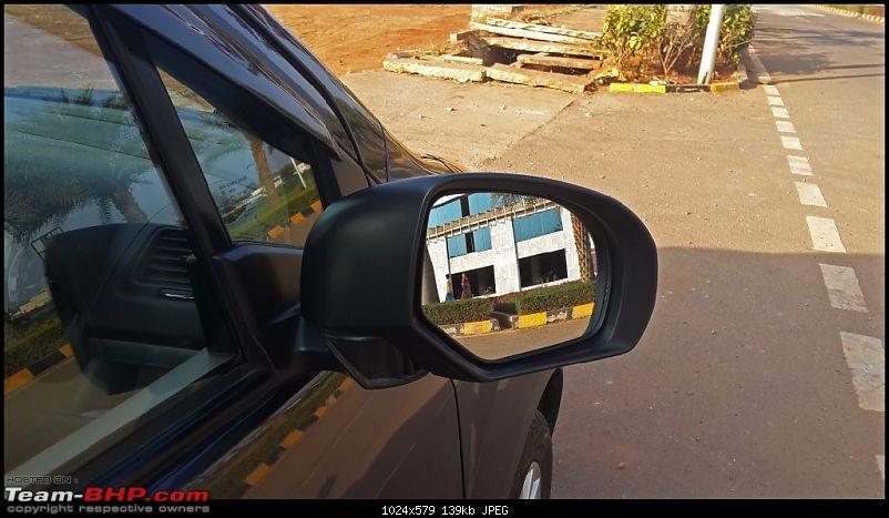 Tallboy welcomes longer companion: Maruti Ertiga VDi - 136,000 km update-mirror-fold_02.jpg