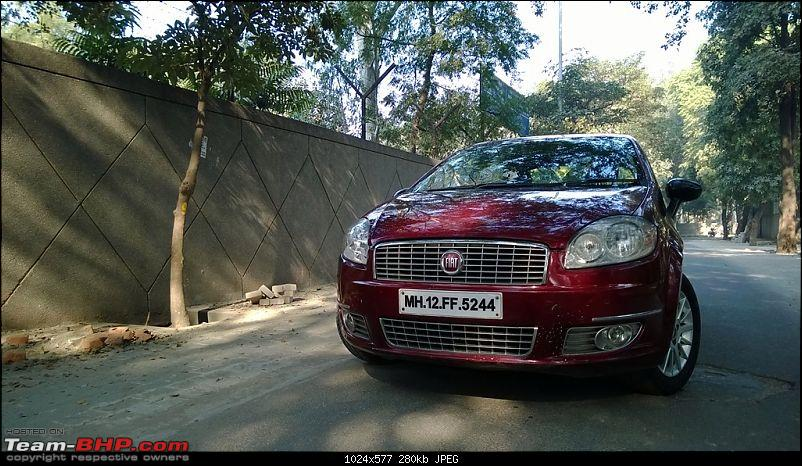 Fiat Grande Punto: 50 months & 90,000 kms. EDIT: Now sold-img-5.jpg