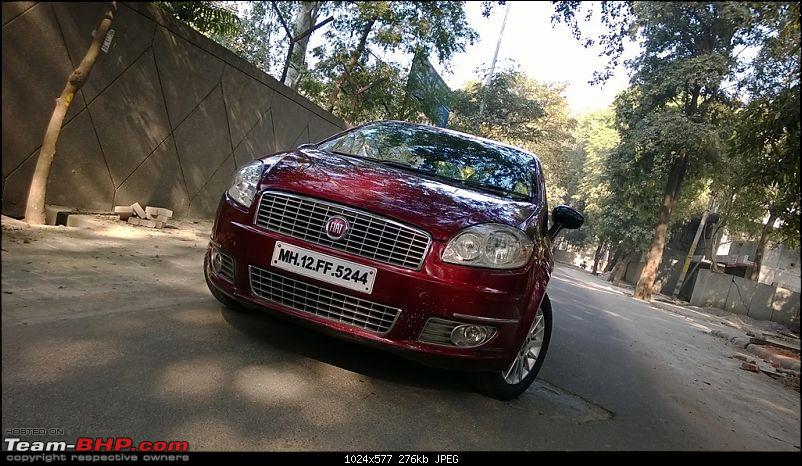 Fiat Grande Punto: 50 months & 90,000 kms. EDIT: Now sold-img-6.jpg
