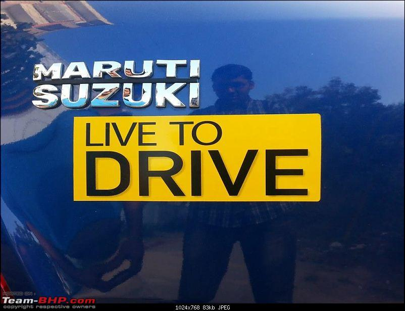 The story of a Blue Streak a.k.a Maruti Swift ZDi (Torque Blue). EDIT: 1,00,000 km up!-20131231_163004.jpg