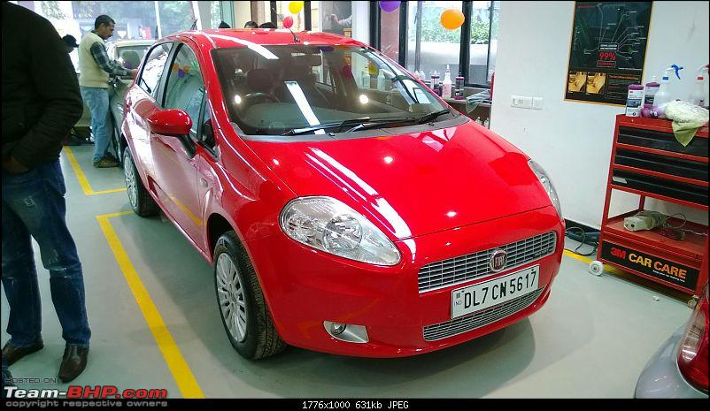 Fiat Grande Punto: 50 months & 90,000 kms. EDIT: Now sold-wp_20140104_011.jpg